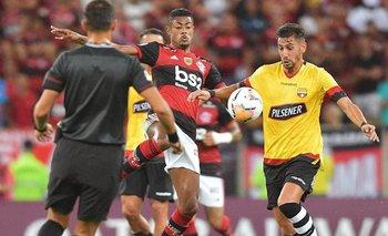 Copa Libertadores: brote de covid y un volcán ponen en riesgo un partido | Fútbol
