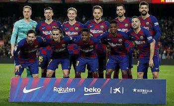 Un compañero menos para Messi: Barcelona se deshizo de otro jugador | Fútbol