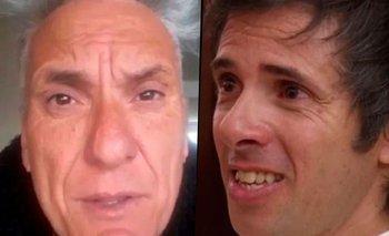 Robertito Funes se cruzó con su agresor y lo perdonó al aire | Televisión