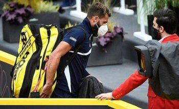 Escándalo en el tenis: Benoit Paire admitió que jugó con coronavirus | Tenis