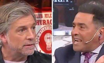 Furioso cruce entre Horacio Cabak y Mariano Iúdica por la cuarentena | Televisión