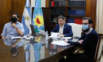 Kicillof anunció un ambicioso plan de obras para los municipios | Provincia