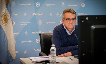 ARA San Juan: Rossi condenó el espionaje ilegal a familiares   La afi macrista