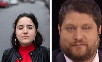 Picante cruce: Ofelia Fernández expuso operaciones macristas de Wiñazki | En redes