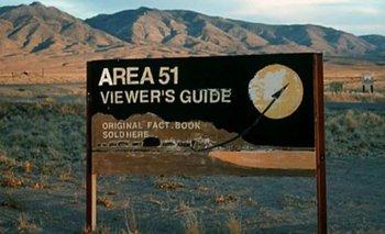 Inquietante: descubren una extraña sombra en el Área 51 | Espacio exterior