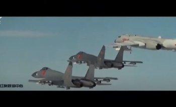 China publicó un video que simula un ataque contra Estados Unidos | China