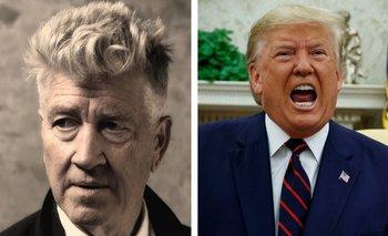 David Lynch lanzó un explosivo comentario contra Donald Trump | Cine