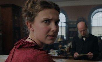 Se estrenó Enola Holmes y ya enojó a los herederos de Conan Doyle | Cine