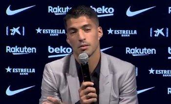 A Luis Suárez le preguntaron por un llamado de San Lorenzo: su respuesta | Fútbol