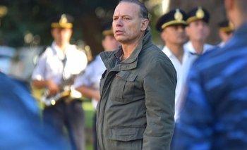 Según Berni, bajaron los delitos en Buenos Aires por la cuarentena  | Inseguridad