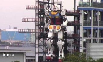 Impresionante video: Japón creó el robot más grande del mundo  | Tecnología