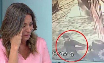 La reacción de Sandra Borghi al contar el robo que sufrió su hija | Nosotros a la mañana