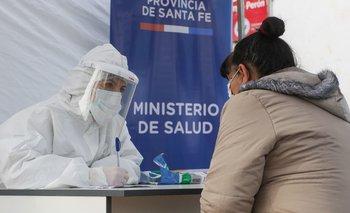 Coronavirus: escalofriante suba de casos en un día y alerta en Santa Fe | Pandemia