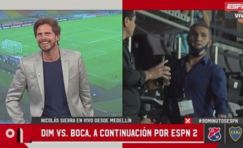 Insólito: Raúl Cascini compartió mates con los dirigentes de Boca | Televisión