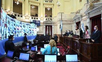 El Senado analiza la ratificacióndel Consenso Fiscal 2020 | Congreso