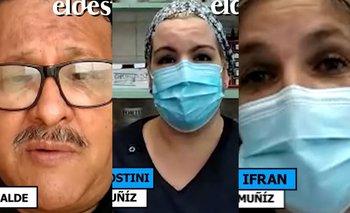 Ser enfermero en pandemia: miedo, cansancio, estrés y pluriempleo   Coronavirus en argentina