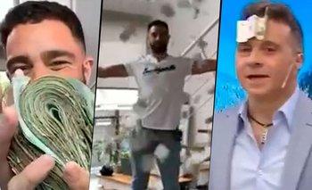 Diego Poggi, Lapegüe y un nefasto acto de ostentación al aire de TN | Televisión