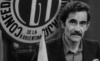 A 47 años del asesinato de Rucci: el peronismo recordó al sindicalista | Peronismo