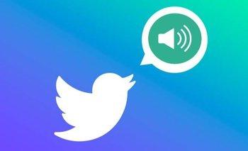 Audios por Twitter: la novedad que decepcionó a los usuarios | En redes