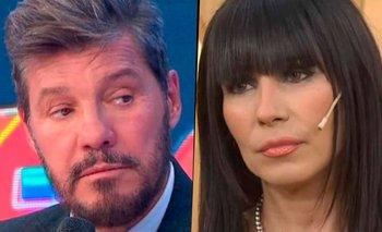 Marixa Balli reveló su romance conflictivo con Marcelo Tinelli   Televisión