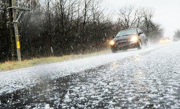 Alerta por tormentas con caída de granizo en el AMBA | Alerta meteorológica