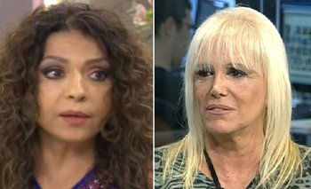 Valeria Lynch destrozó a Patricia Sosa tras su pelea   Farándula