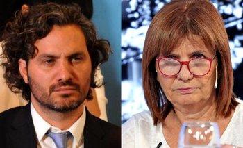 Cafiero desmintió una fake news de Patricia Bullrich | Santiago cafiero
