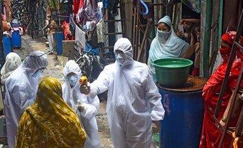 India tuvo que regular el precio del oxígeno ante aumentos de casos de COVID | Coronavirus
