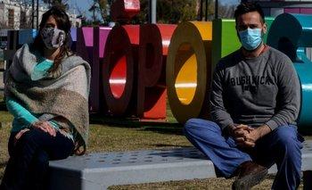 Tecnópolis, desde adentro: así luchan contra el coronavirus  | Coronavirus en argentina