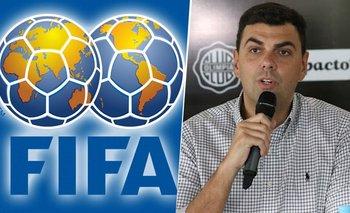 El presidente de Olimpia quedó inhabilitado de por vida por la FIFA | Fútbol