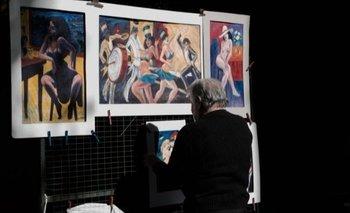 ¿Quiénes fueron y son los pintores argentinos más importantes?   Arte