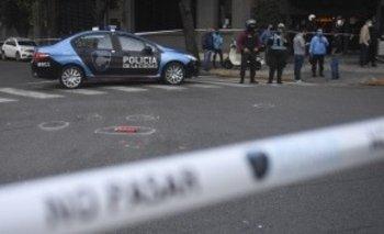 Murió el agresor que asesinó a puñaladas al policía  | Inseguridad