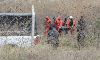 Femicidio en Jujuy: hallaron enterrada en un descampado a Iara Rueda   Policiales