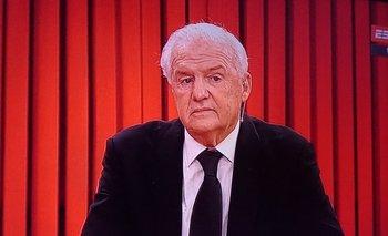 Fernando Niembro volvió a la TV y las redes sociales lo repudiaron   Televisión