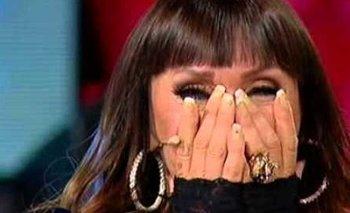 Moria Casán recibió una grave amenaza en el estudio del Cantando 2020 | Televisión