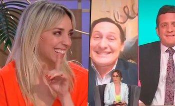 Tamara Pettinato, ¿en la vida de un famoso periodista? | Televisión