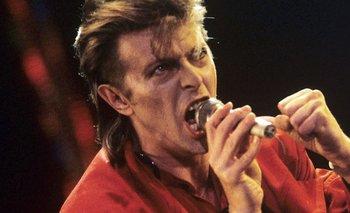David Bowie y Eric Clapton debutaban en la Argentina hace 30 años | Música