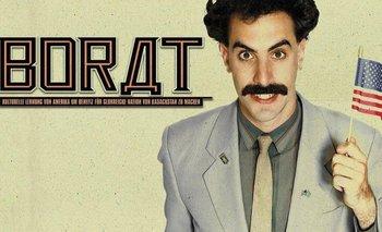 Borat 2: la insólita manera en que el protagonista filmó la película | Películas