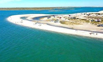 El Caribe argentino: la sorprendente playa de aguas turquesas | Turismo