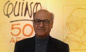 Murió Quino, el creador de Mafalda | Quino