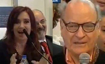 Video: el homenaje de Cristina Kirchner a Quino por su muerte | Quino