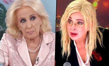 Nacha Guevara: Mirtha Legrand habló del chiste que le hizo Lola Latorre   Medios