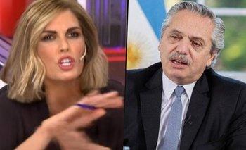 Viviana Canosa usó la muerte del policía para criticar a Alberto | #atr