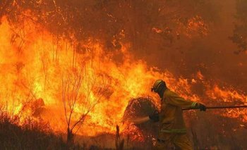 El mensaje de Alberto Fernández por los incendios en Córdoba | Incendio forestales