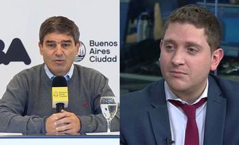 Fernán Quirós defendió a Ginés y ridiculizó a Jonatan Viale | Televisión