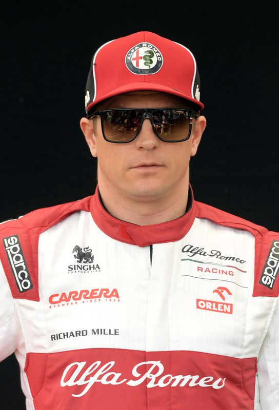 Raikkonen se retirará de la Fórmula 1 al final de la temporada   Automovilismo