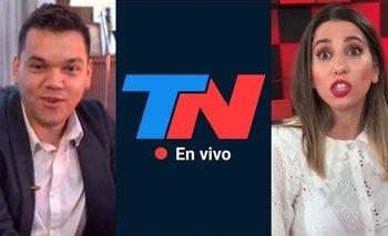 """Cinthia Fernández expuso a TN: """"Les cagamos el programa""""   Televisión"""