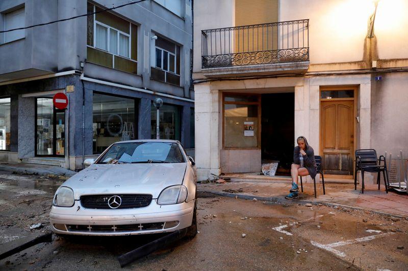 Temporal de lluvias en España deja inundaciones y caos   Cambio climático