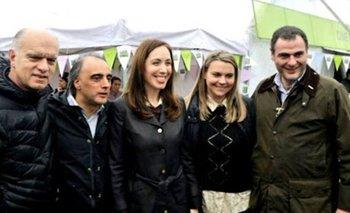 Vidal defendió a la senadora Petrovich pero una foto las desmiente    Provincia de buenos aires