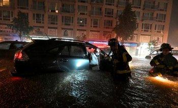 Biden viaja a Nueva York y Nueva Jersey para evaluar daños provocados por tormenta Ida   Inundaciones